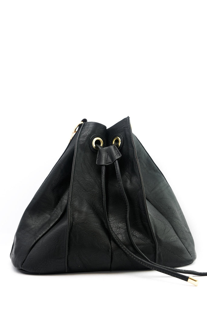 Lenora Leather Handbag