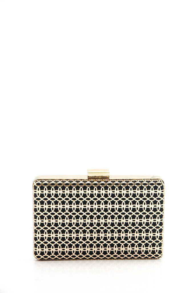 Eris Gold Clutch