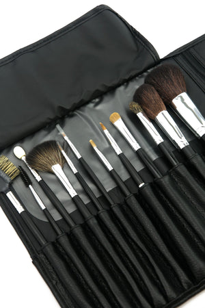 Artist's Cosmetic Brush Collection - Haute & Rebellious