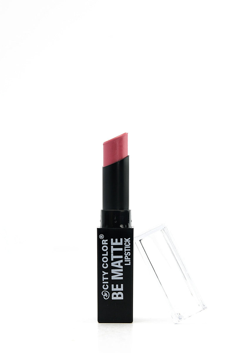City Color Be Matte Lipstick - M33 - Haute & Rebellious