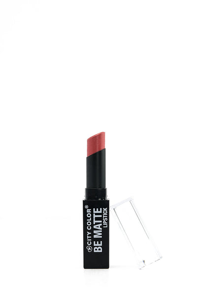 City Color Be Matte Lipstick - M1