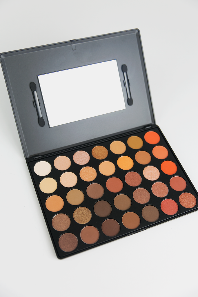 35 Color Eyeshadow Palette - Haute & Rebellious