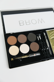 Deep Eye Brow Kit - Haute & Rebellious