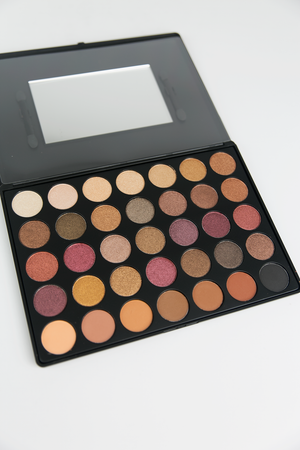 35 Color Eyeshadow Palette - Nudes - Haute & Rebellious
