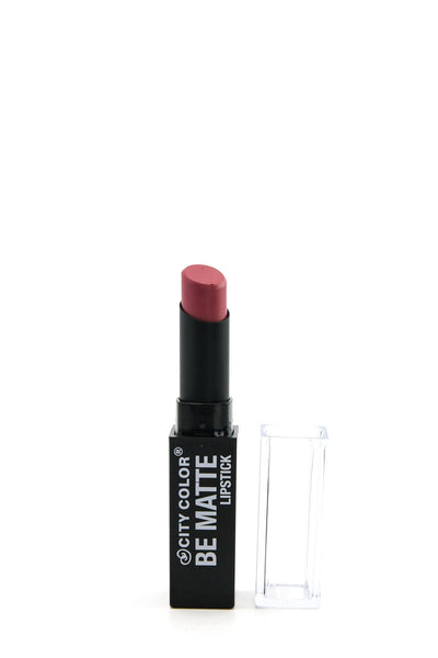 City Color Be Matte Lipstick - M36