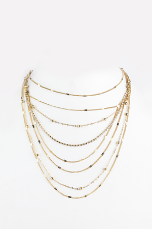 So Good Layered Choker - Haute & Rebellious