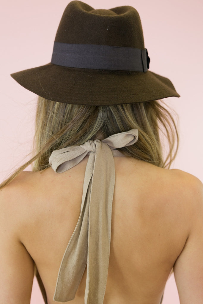 Mountains & Sunsets Boho Hat - Haute & Rebellious