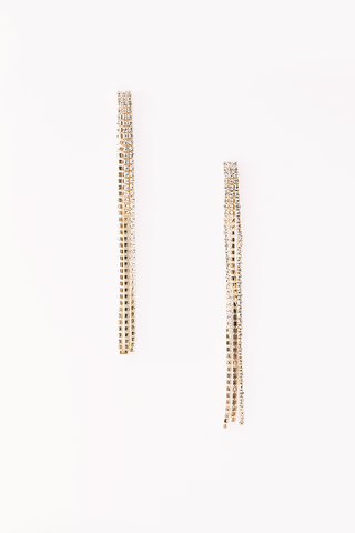SPIKES NECKLACE - Gold