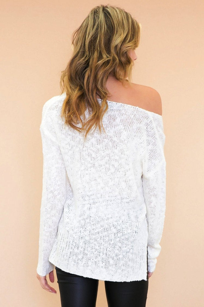 Ash Light Knit Sweater