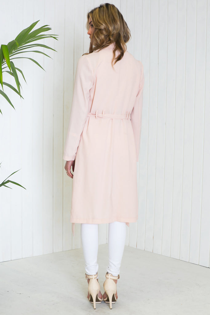 Wendel Lightweight Trench Coat