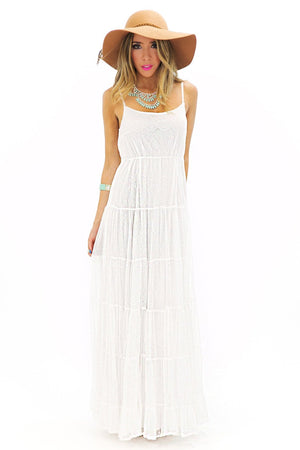 ESTER MAXI SUN DRESS - Haute & Rebellious