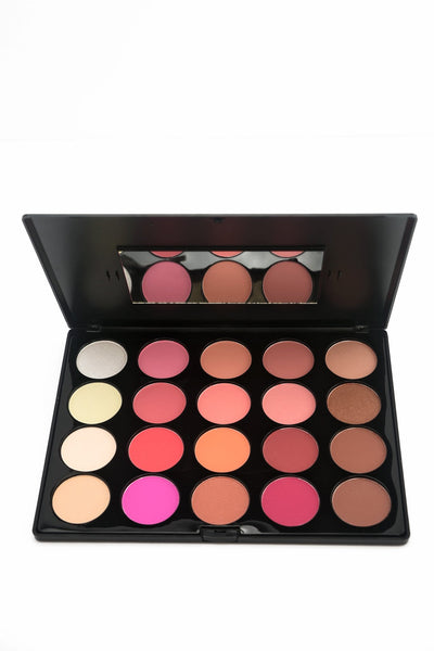 Blush And Contour Palette