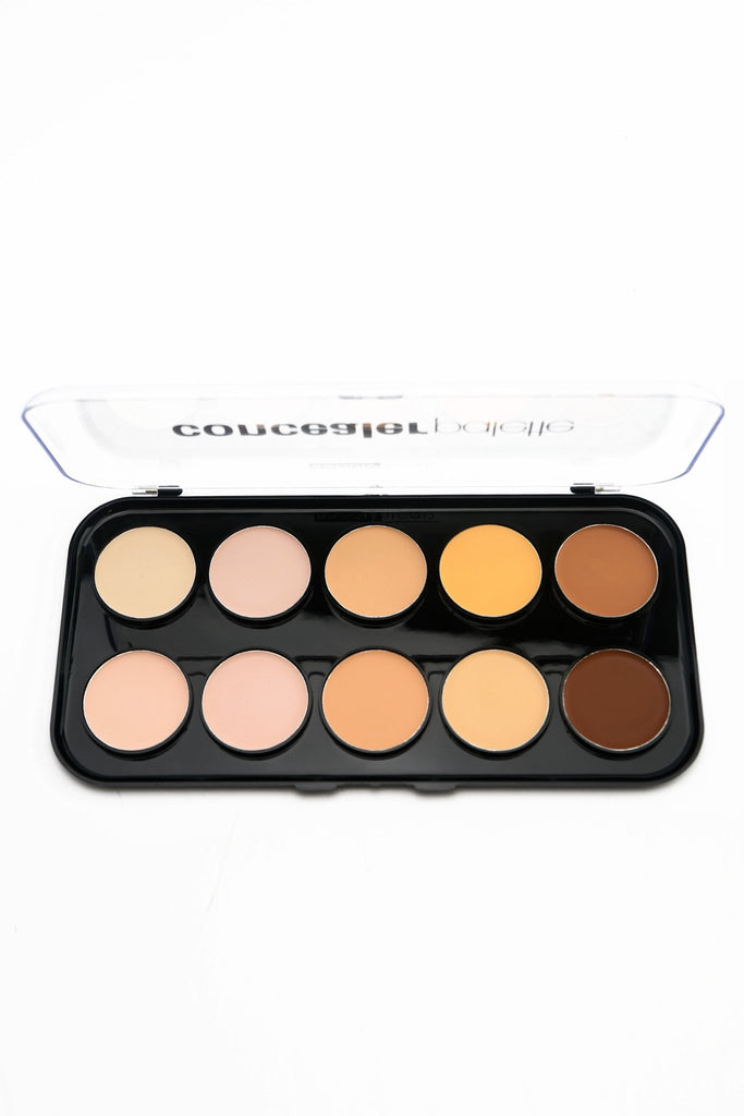 Cream Concealer Palette Set - Haute & Rebellious