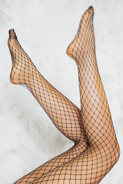 Fishnet Party Tights