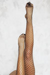 Fishnet Party Tights - Haute & Rebellious