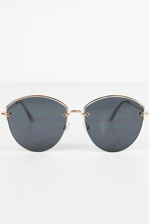 Cool Kids Sunglasses - Olive Tint - Haute & Rebellious