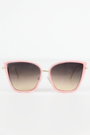 Undercover Doll Sunglasses - Pink - Haute & Rebellious