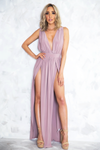Hold On To Me Double Slit Maxi /// Only 1-M Left /// - Haute & Rebellious