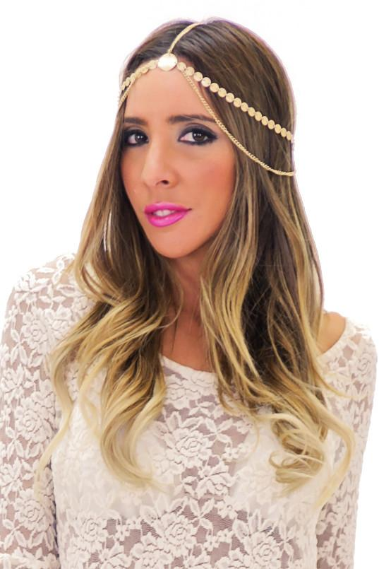 APHRODITE GODDESS HEADPIECE