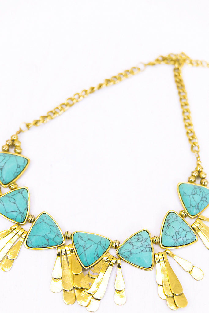 Elysia Metal Necklace