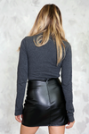 Basic Turtleneck Top - Haute & Rebellious