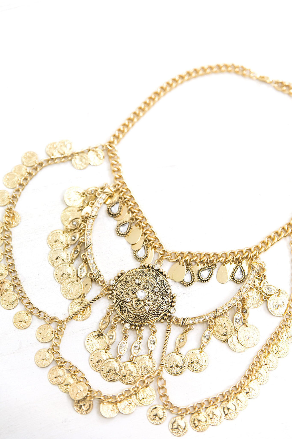Kiara Statement Necklace - Haute & Rebellious