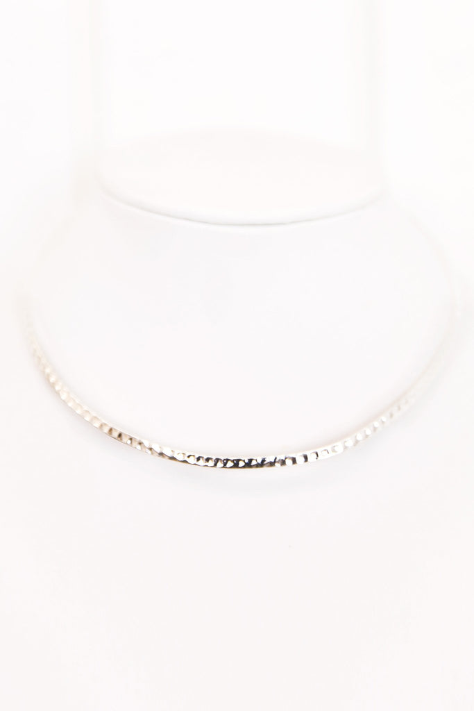 Lani Necklace - Silver