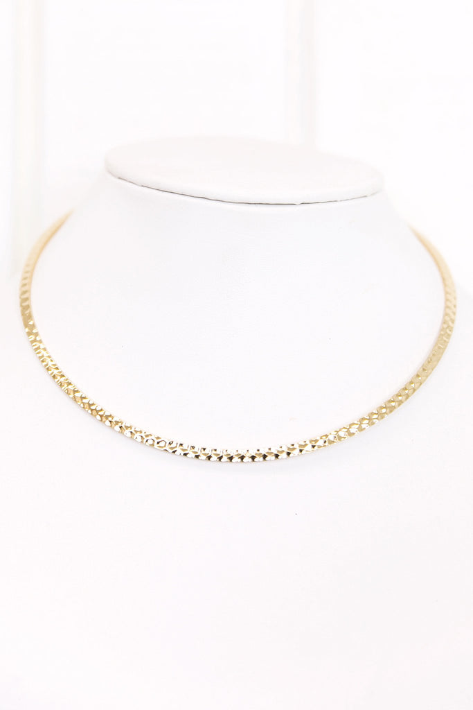 Lani Necklace - Gold