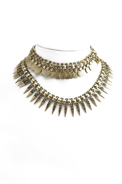 Gina Layered Necklace