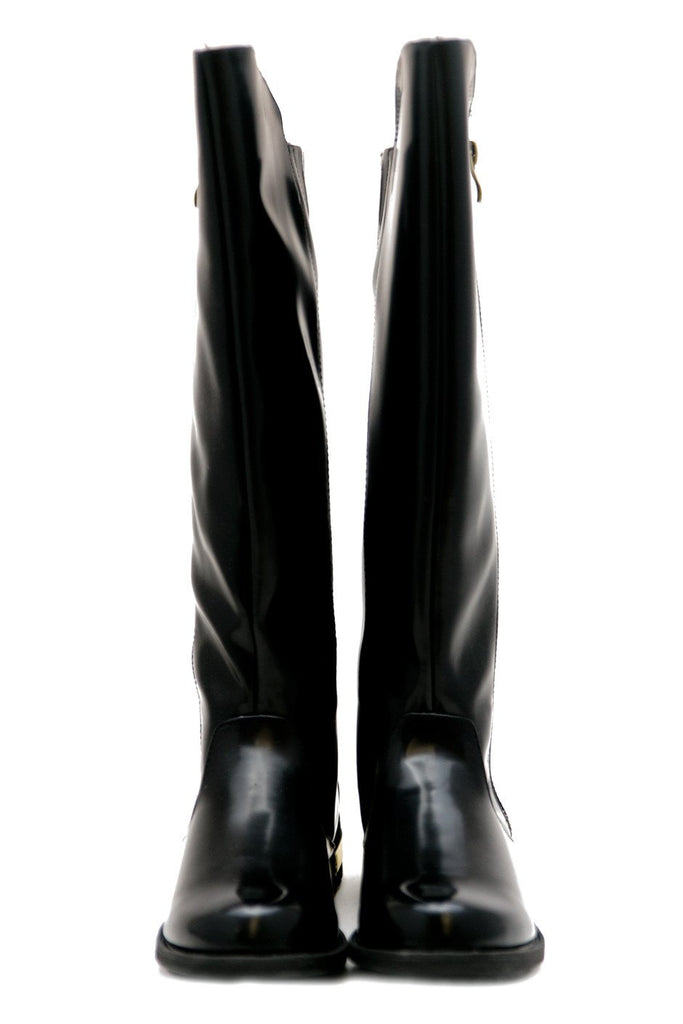BECKOM PLATED RIDING BOOT