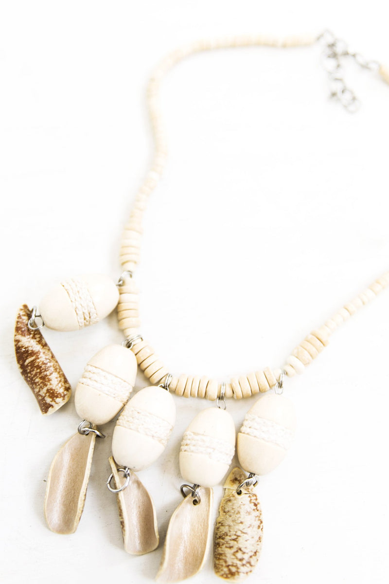 Marina Shell Necklace - Haute & Rebellious
