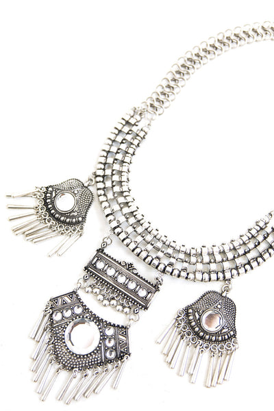 Elany Statement Necklace - Haute & Rebellious