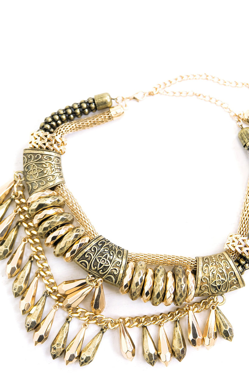 Anika Statement Necklace - Haute & Rebellious