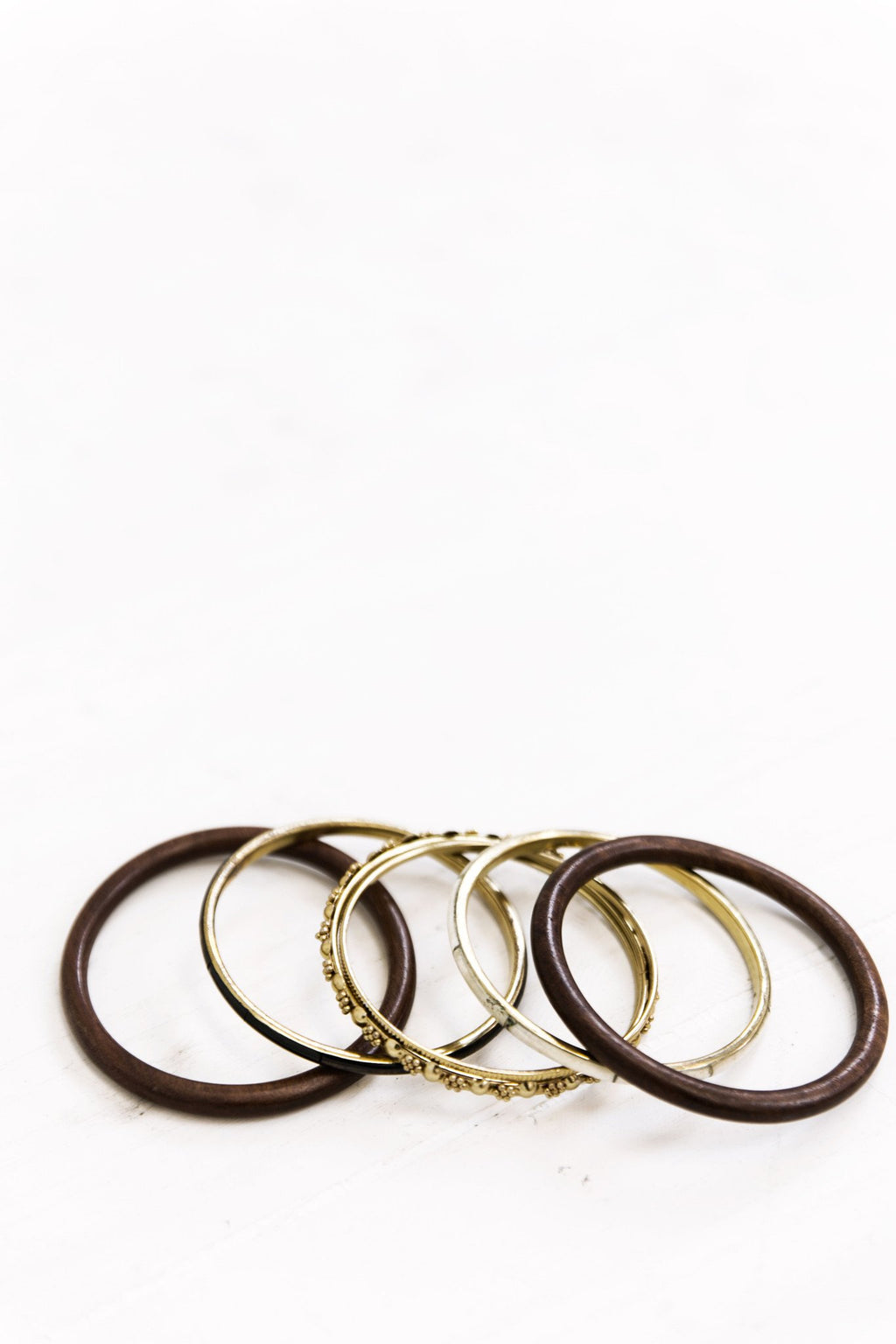 Keilyn Bangle Set - Haute & Rebellious