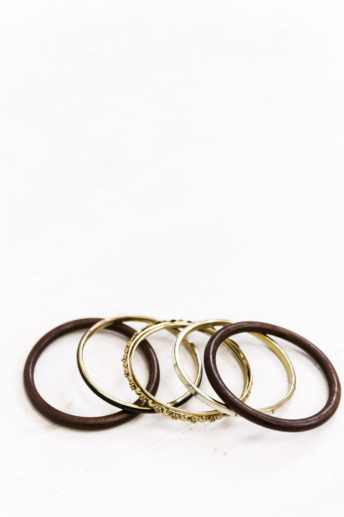 Keilyn Bangle Set