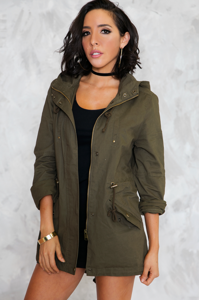 Heavy Arsenal Military Jacket