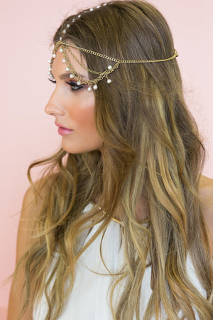Eliqueiel Queen Headband - Haute & Rebellious