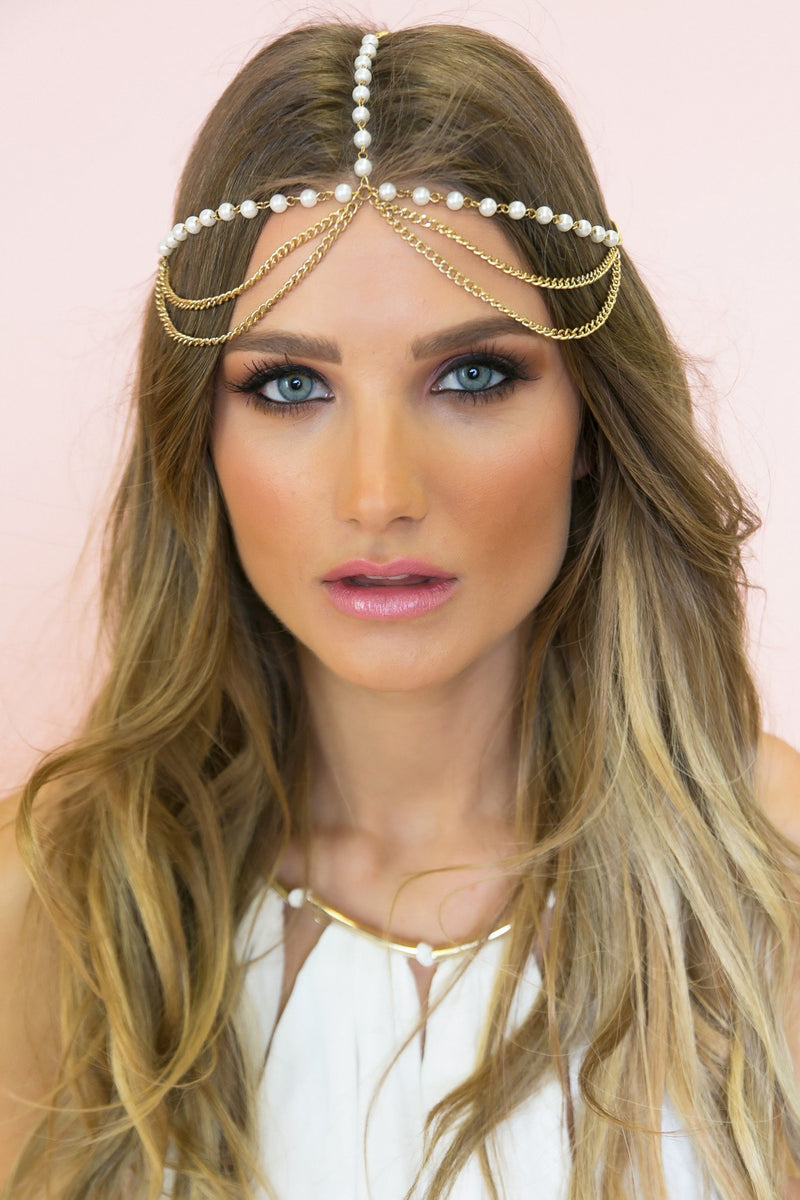 Jahani Pharaoh Headband - Haute & Rebellious