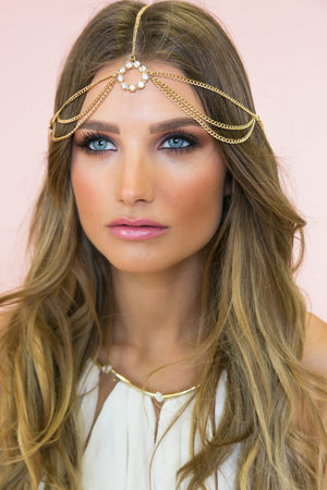 Third Eye Egyptian Headband - Haute & Rebellious