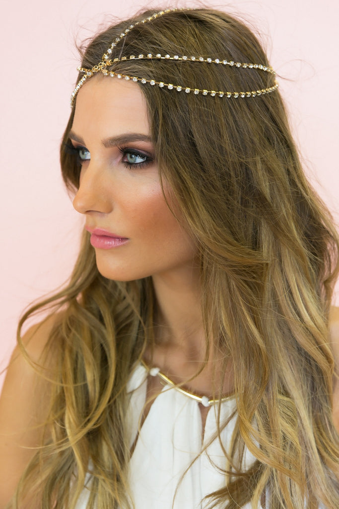 Myhani Goddess Metal Headband