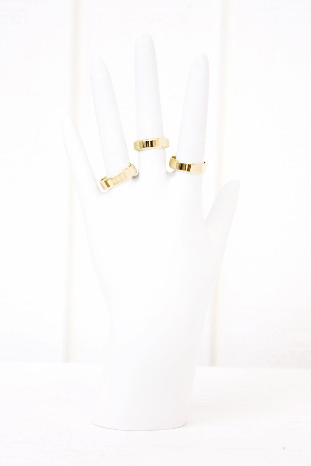 Basic Gold Ring Set - Haute & Rebellious
