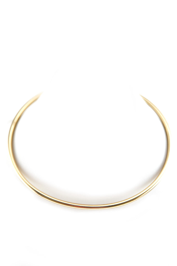 CONNECTOR CHOKER NECKLACE