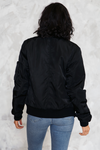 Public Members Bomber Jacket /// ONLY 1-L LEFT/// - Haute & Rebellious