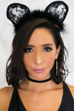 Minny Temptations Lace Mouse Ears