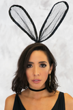 Cover Your Lace Bunny Ears - Haute & Rebellious
