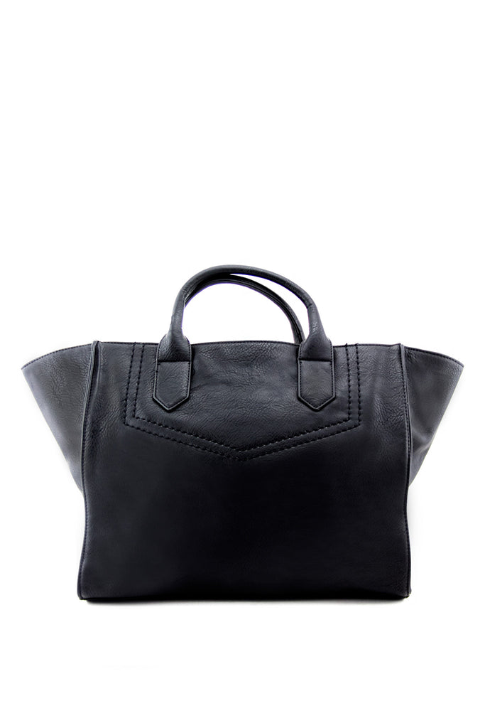 ROM HANDLE BAG - Black
