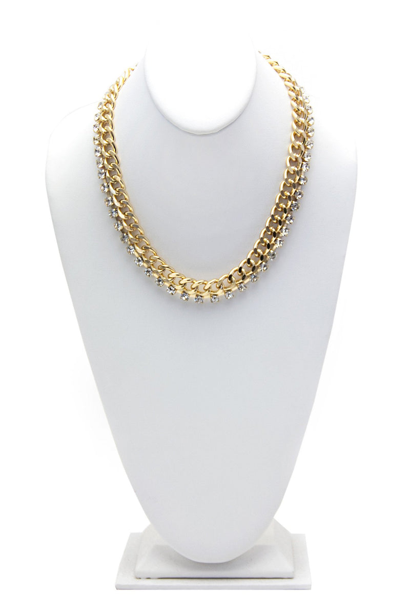 LINK EM RIGHT NECKLACE - Haute & Rebellious
