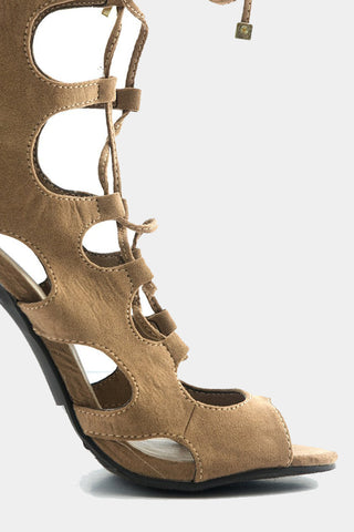 Tamia High Gladiator Sandal /// Only Size 7.5, 8 Left ///