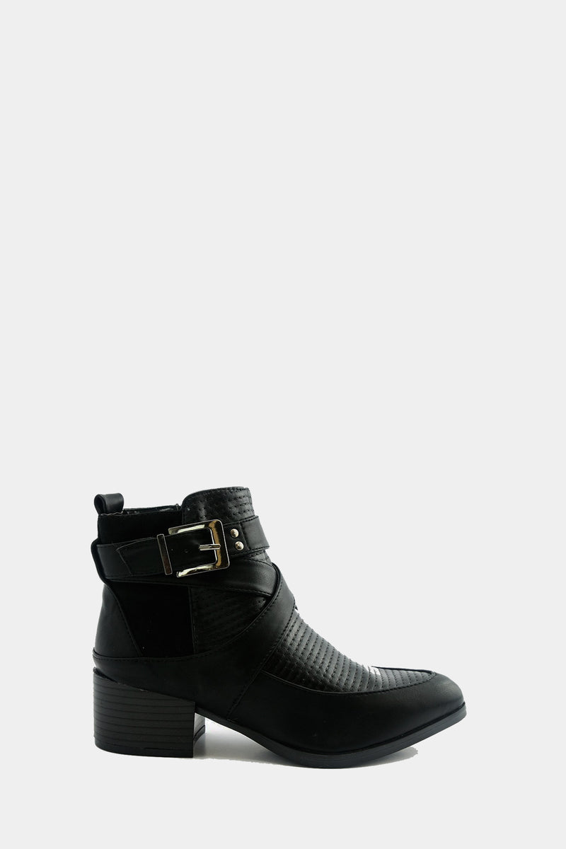 Eve Pointed Toe Ankle Boot