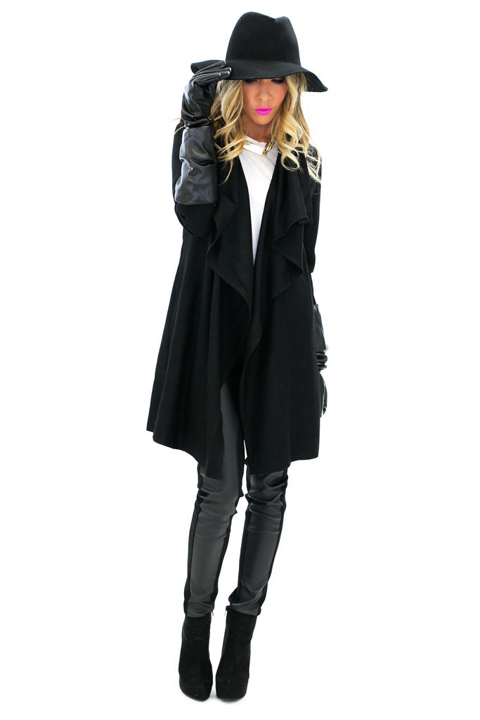 BENSIMON COAT - Haute & Rebellious